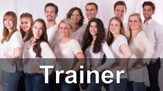 Das Team - Trainer