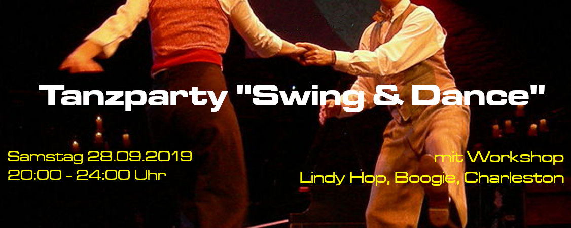 "Party ""Swing And Dance"""