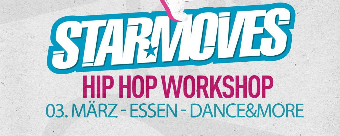 Hip Hop Workshops bei drei besonderen Coaches